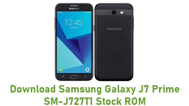 Download Samsung Galaxy J7 Prime SM-J727T1 Stock ROM