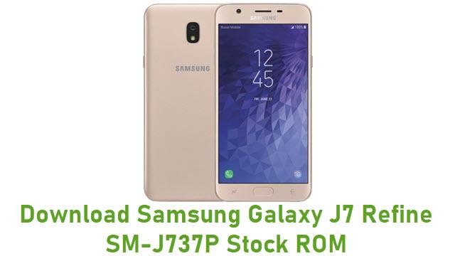 Download Samsung Galaxy J7 Refine SM-J737P Stock ROM