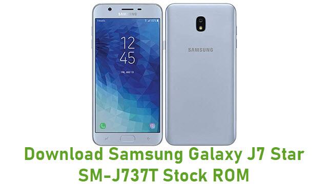 Download Samsung Galaxy J7 Star SM-J737T Stock ROM