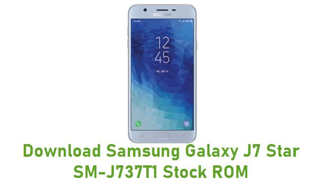 Download Samsung Galaxy J7 Star SM-J737T1 Stock ROM