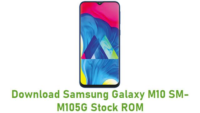 Download Samsung Galaxy M10 SM-M105G Stock ROM
