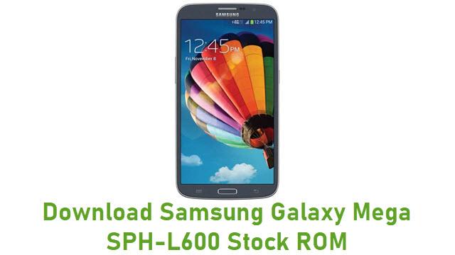 Download Samsung Galaxy Mega SPH-L600 Stock ROM