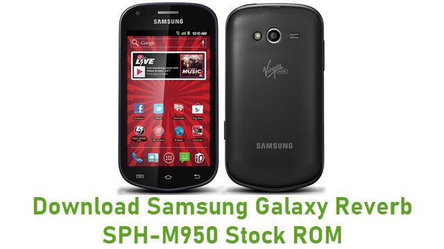 Download Samsung Galaxy Reverb SPH-M950 Stock ROM
