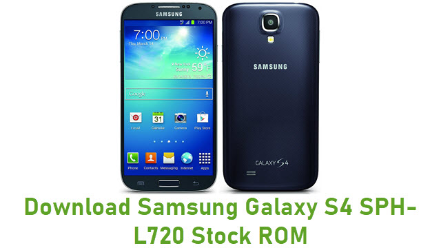 Download Samsung Galaxy S4 SPH-L720 Stock ROM