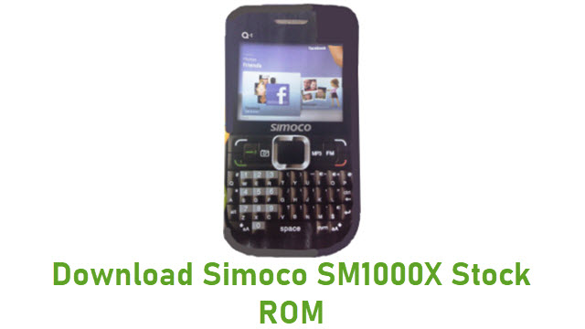 Download Simoco SM1000X Stock ROM
