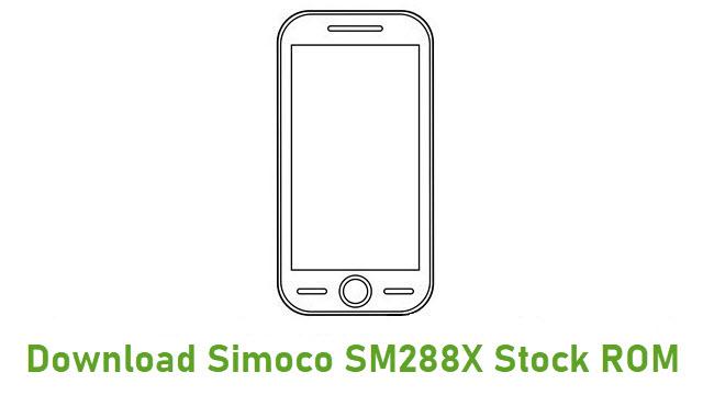 Download Simoco SM288X Stock ROM