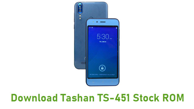 Download Tashan TS-451 Stock ROM
