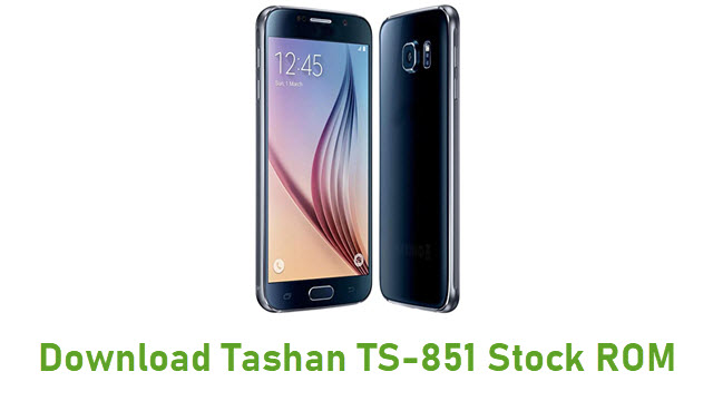 Download Tashan TS-851 Stock ROM