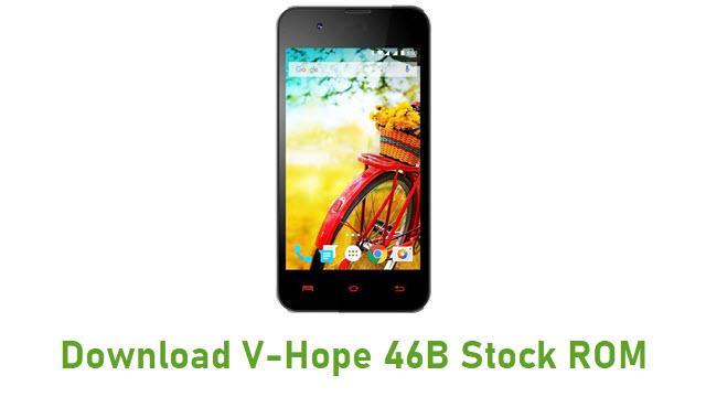 Download V-Hope 46B Stock ROM