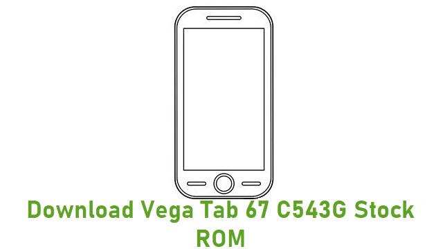 Download Vega Tab 67 C543G Stock ROM