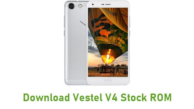 Download Vestel V4 Stock ROM