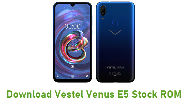 Download Vestel Venus E5 Stock ROM