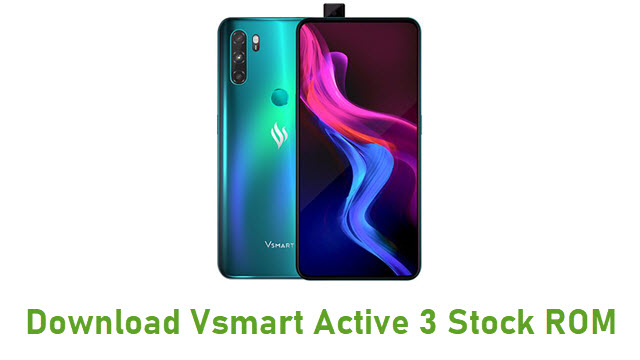 Download Vsmart Active 3 Stock ROM