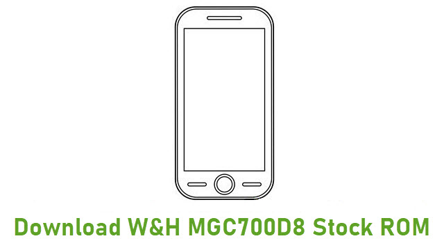Download W&H MGC700D8 Stock ROM