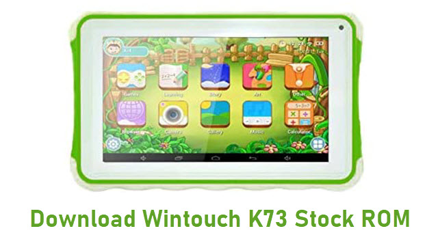 Download Wintouch K73 Stock ROM