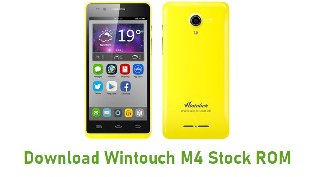 Download Wintouch M4 Stock ROM