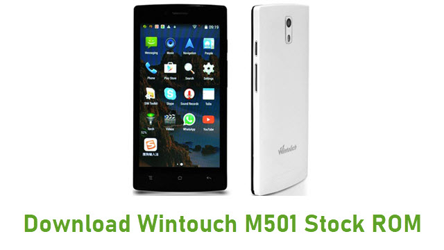 Download Wintouch M501 Stock ROM