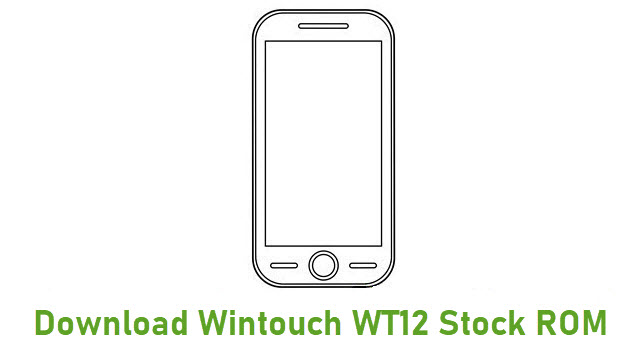 Download Wintouch WT12 Stock ROM
