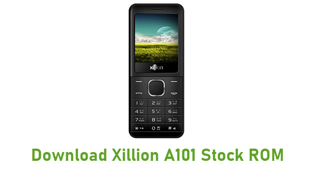 Download Xillion A101 Stock ROM