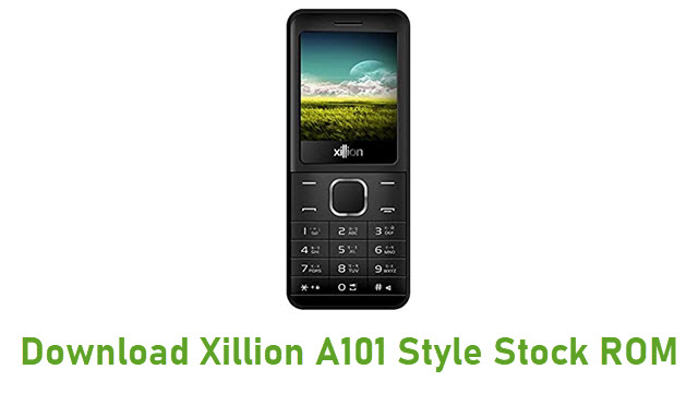 Download Xillion A101 Style Stock ROM