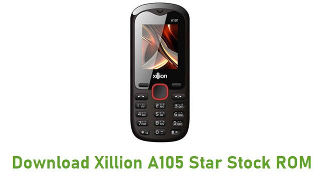 Download Xillion A105 Star Stock ROM