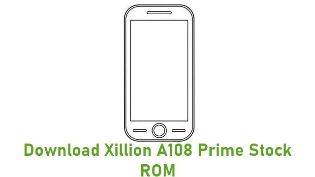 Download Xillion A108 Prime Stock ROM