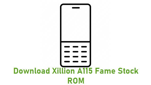 Download Xillion A115 Fame Stock ROM