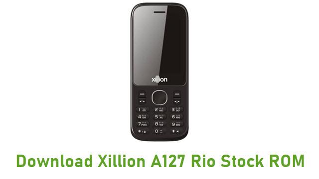 Download Xillion A127 Rio Stock ROM