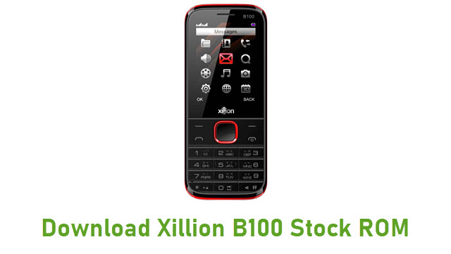 Download Xillion B100 Stock ROM
