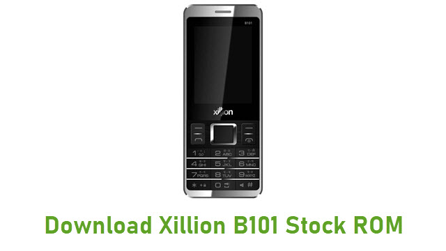 Download Xillion B101 Stock ROM