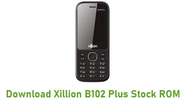 Download Xillion B102 Plus Stock ROM