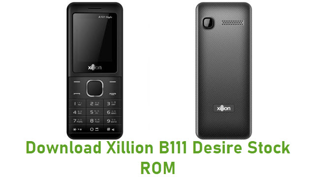 Download Xillion B111 Desire Stock ROM