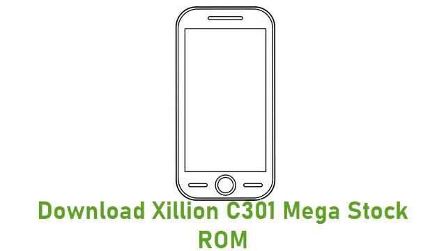 Download Xillion C301 Mega Stock ROM