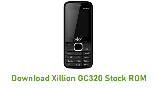 Download Xillion GC320 Stock ROM