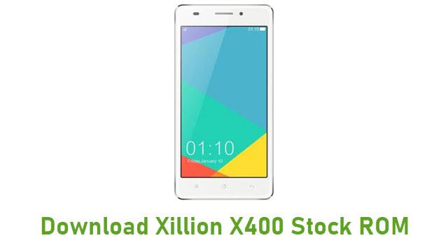 Download Xillion X400 Stock ROM
