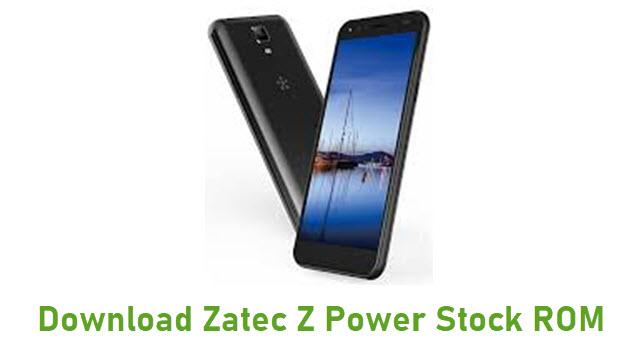 Download Zatec Z Power Stock ROM