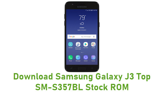 Download Samsung Galaxy J3 Top SM-S357BL Stock ROM