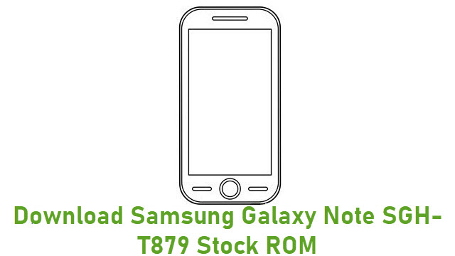 Download Samsung Galaxy Note SGH-T879 Stock ROM
