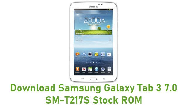 Download Samsung Galaxy Tab 3 7.0 SM-T217S Stock ROM