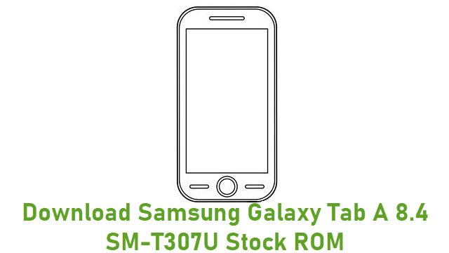 Download Samsung Galaxy Tab A 8.4 SM-T307U Stock ROM