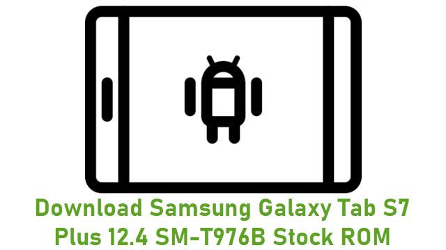 Download Samsung Galaxy Tab S7 Plus 12.4 SM-T976B Stock ROM