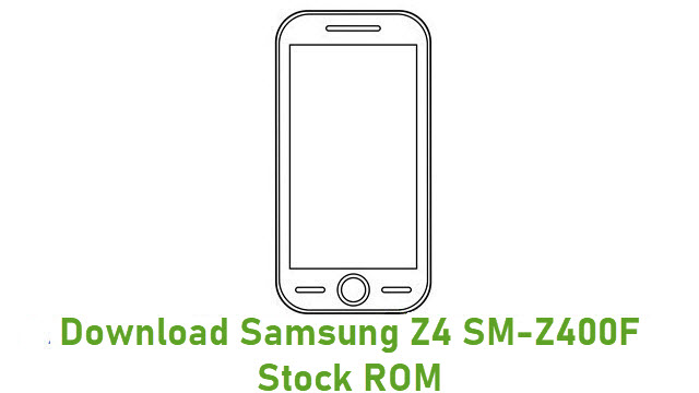 Download Samsung Z4 SM-Z400F Stock ROM