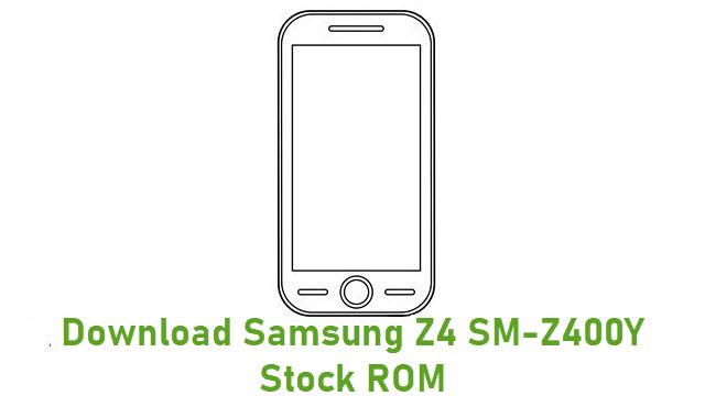Download Samsung Z4 SM-Z400Y Stock ROM