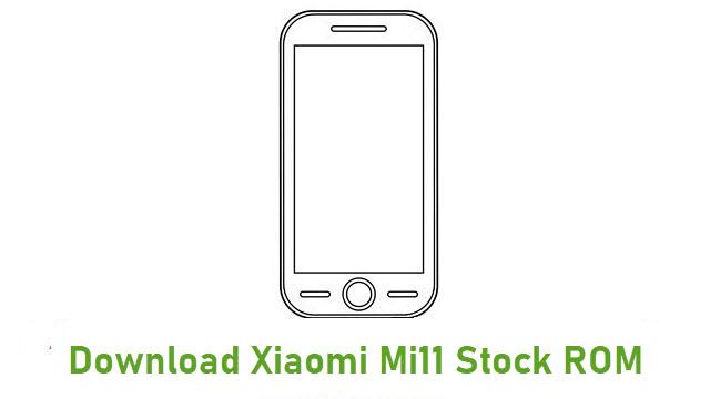 Download Xiaomi Mi11 Stock ROM