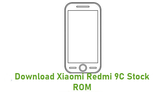 Download Xiaomi Redmi 9C Stock ROM