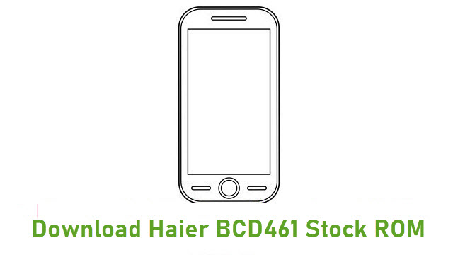 Download Haier BCD461 Stock ROM