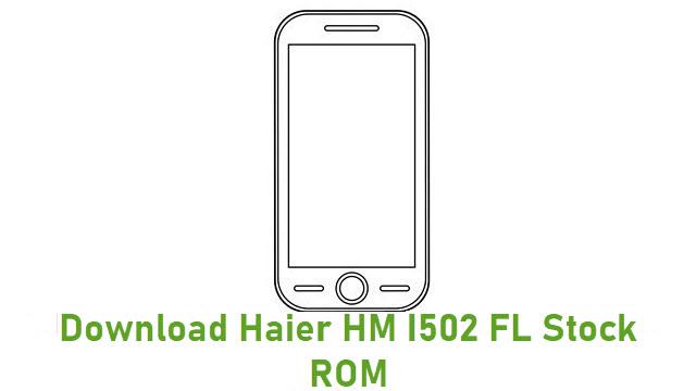 Download Haier HM I502 FL Stock ROM