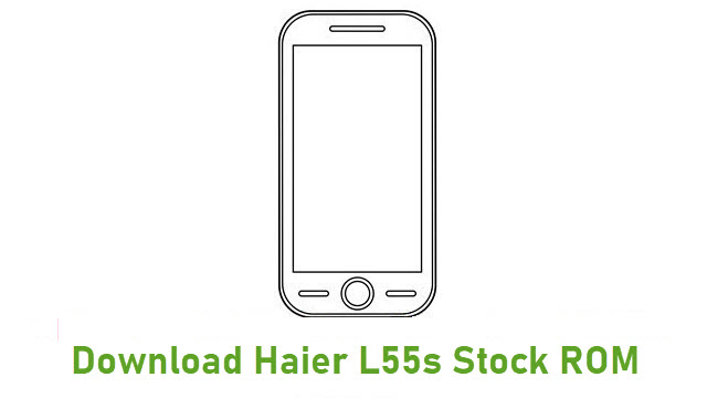 Download Haier L55s Stock ROM