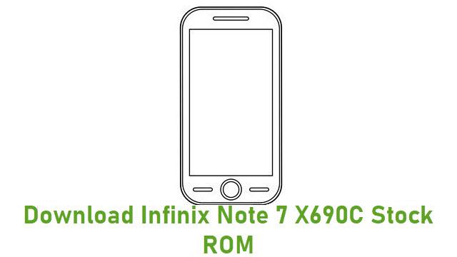 Download Infinix Note 7 X690C Stock ROM