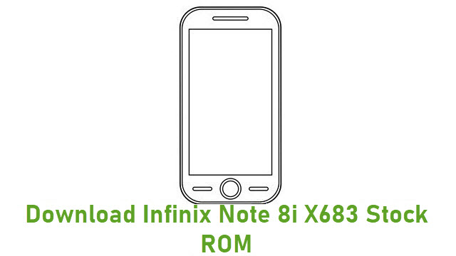 Download Infinix Note 8i X683 Stock ROM